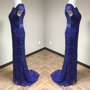 coming soon! Vtg 90s formal gown lace